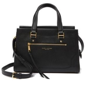 Marc Jacobs Cruiser bag in black leather